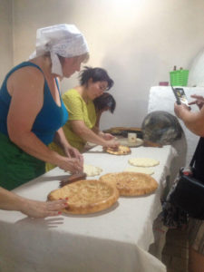 master class uzbek bread