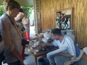 masterclass uzbek cremics
