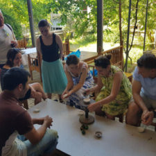 uzbek cermics master class
