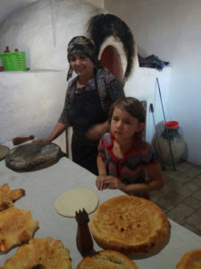 uzbek national bread master class