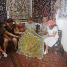 uzbek suzane master class