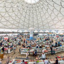 Chorsu bazaar / Чарсу базар