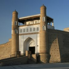 Ark in Bukhara