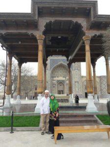 Pilgrimage tour to Uzbekistan