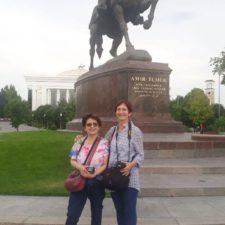 Tashkent city tour - Обзорная экскурсия по Ташкенту