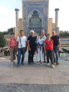 Туры в Самарканд - Tours to Samarkand