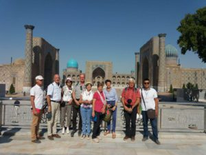 Туры в Самарканд - Tours to Samarkand