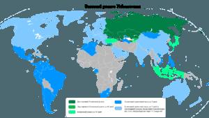 Визовый режим Узбекистана