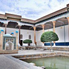 Tour to Bukhara