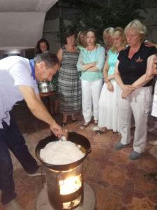 culinary tour-master class