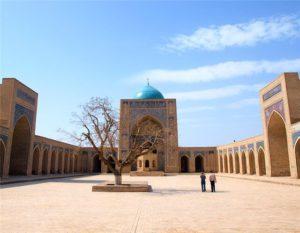 excursion bukhara