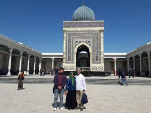 muslim tour to uzbekistan