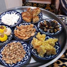 oriental delicacies