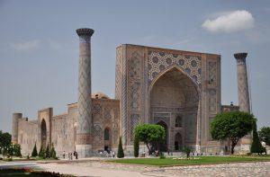 Samarkand sightseeings