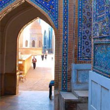 shokhizinda samarkand excursion