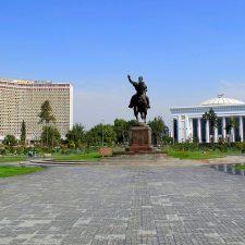 Tashkent square