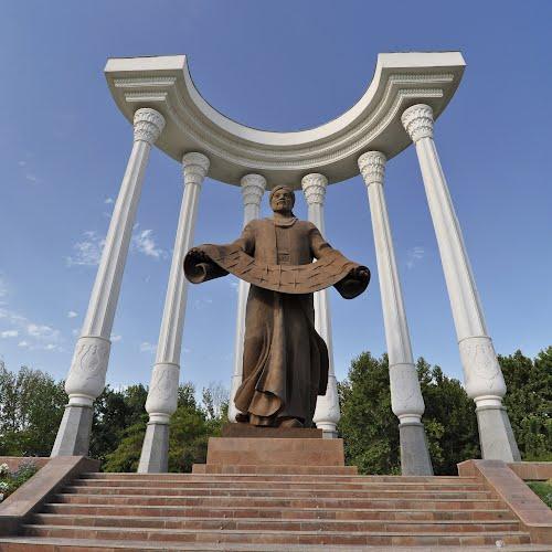 8d287ceb7525 Достопримечательности Ферганы. Памятник Аль-Фергани   Novotours Silk ...