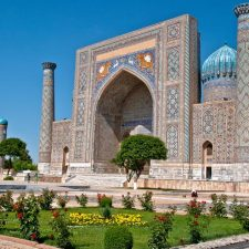 Tour to Samarkand