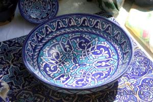 Uzbek ceramics and ornaments / Узбекская керамика и орнаменты