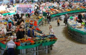 Uzbek bazaars / Узбекские базары