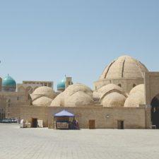 Trading domes of Bukhara / Торговые купола Бухары