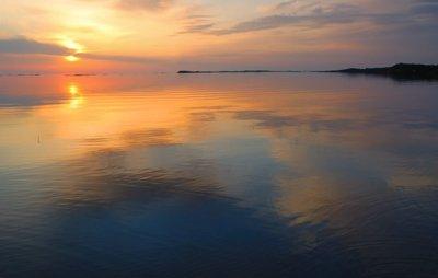 Aydarkul lake / Озеро Айдаркуль