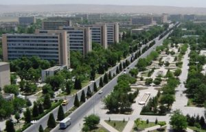 Navoi city