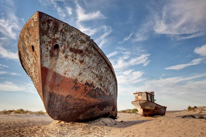 Tour to Aral Sea / Тур на Аральское море