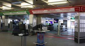Tashkent airport / Ташкентский аэропорт