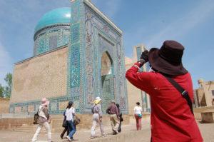 Tourism in Uzbekistan / Туризм в Узбекистане