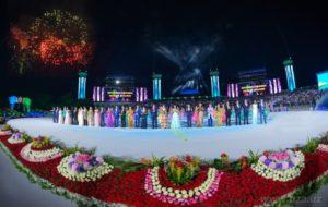 Independence Day in Uzbekistan / День независимости Узбекистана