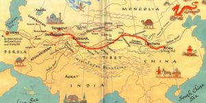 Tours along the Great Silk Road / Туры по Великому Шелковому Путы