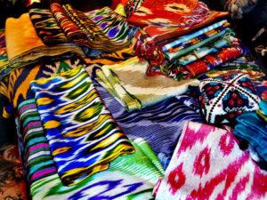 Uzbek silk / Узбекский шелк