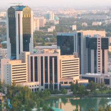 Tour to Tashkent