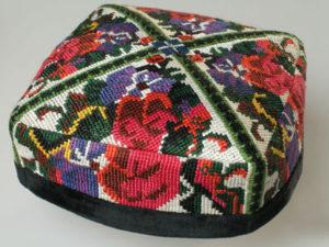 Uzbek skullcap / Узбекская тюбетейка