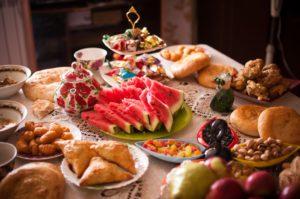 Uzbek cuisine / Узбекская кухня