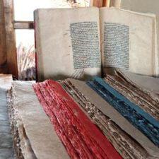 Samarkand paper / Самаркандская бумага