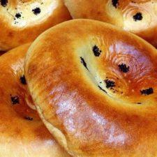 Samarkand bread / Самаркандская лепешка