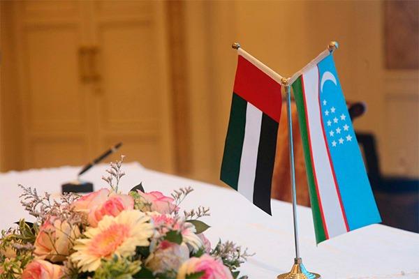 Uzb and UAE